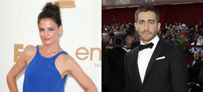 El nuevo novio de Katie Holmes, Jake Gyllenhaal, el sustituto de Tom Cruise