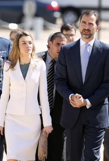 Príncipes de Asturias, Felipe y Letizia. Las peleas de la casa real con los paparazzi