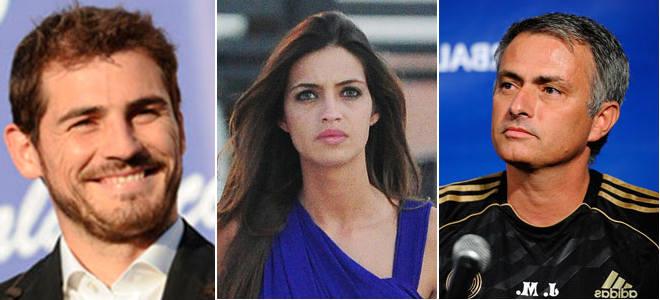 Sara Carbonero, el problema entre Iker Casillas y Mourinho