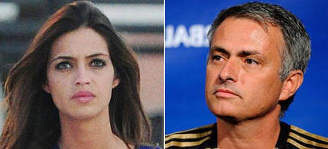 Sara Carbonero 1 Mourinho 0. El otro clásico Real Madrid FC Barcelona