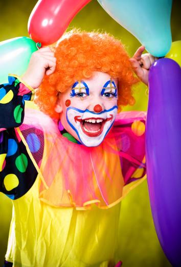 Carnavales en familia