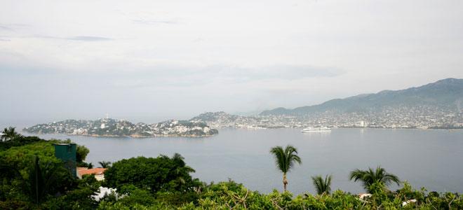 Bahía de Acapulco (México)