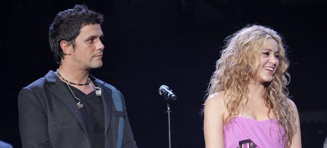 Shakira y Alejandro Sanz, enfrentados por un premio