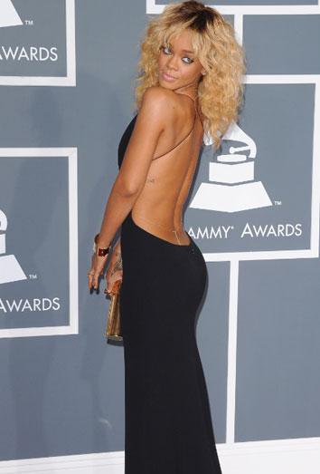 Grammy 2013: menos transparencias y escotes