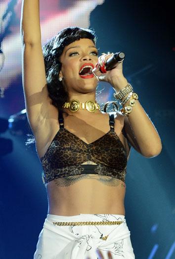 Concierto de Rihanna