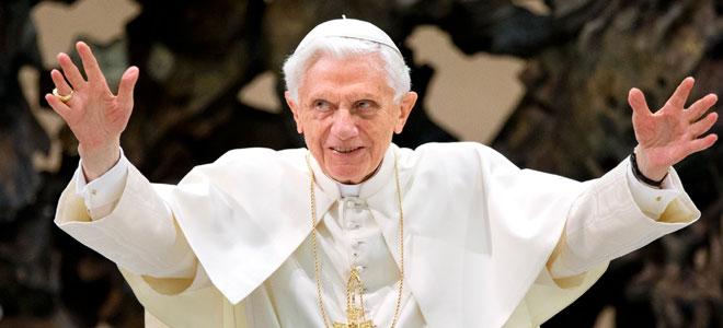 Twitter busca Papa: el sucesor de Benedicto XVI