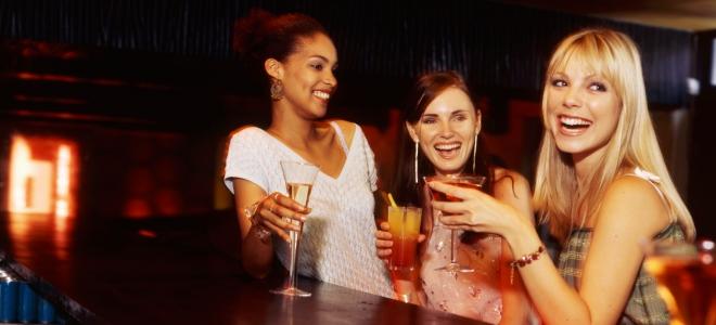 Alcohol en las mujeres
