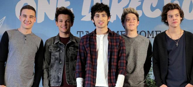 One Direction, uno de los ejemplos claros.