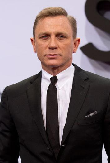Daniel Craig es uno de los hombres más deseados del mundo