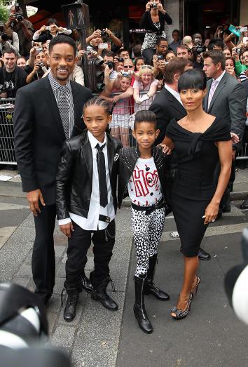 Hijos ricos de famosos