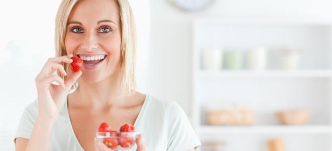 fresas en homeopatía