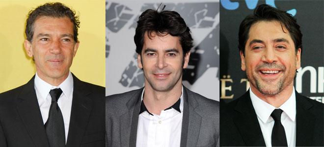 Antonio Banderas, Eduardo Noriega y Javier Bardem triunfan en Hollywood