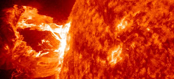 El Sol fue el centro de las teorías de Copérnico.