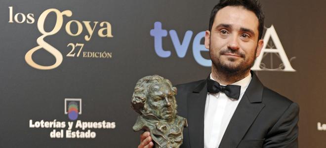 Bayona recoge su Goya 2013 a mejor director