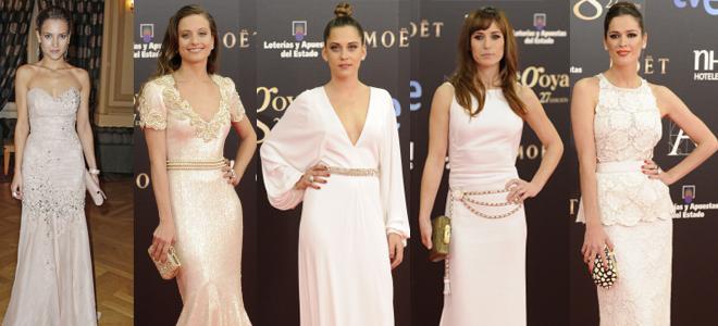 Ana Fernández, Michelle Jenner, María León, Marta Etura, Mar Saura