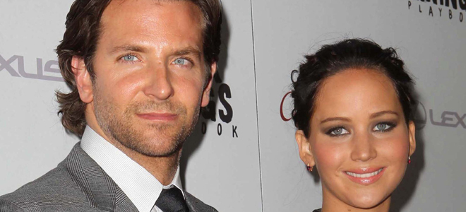 Bradley Cooper y Jennifer Lawrence, pareja de Oscar