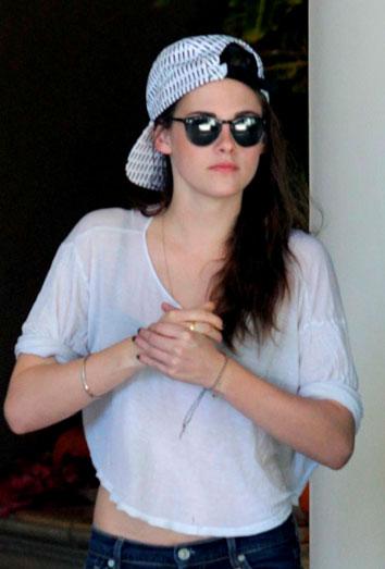 Kristen Stewart, la más fea de Hollywood.