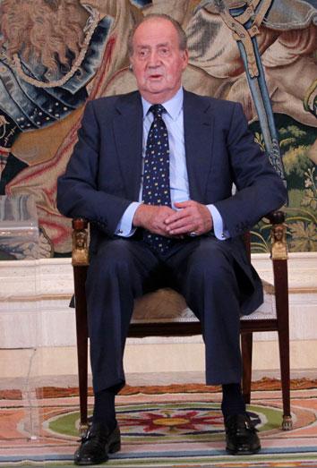 La salud del Rey Juan Carlos: otra operación