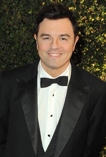 Presentadores Oscar 2013
