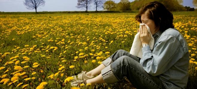 Las alergia de primavera