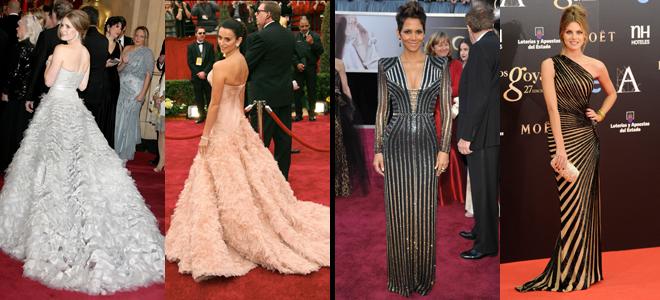 Amy Adams imita el estilo de Penélope Cruz y Halle Berry el tejido de Amaia Salamanca