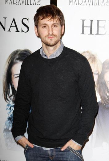 Raúl Arévalo ha sido premiado como actor más guapo del cine español