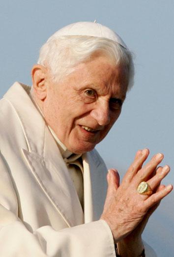 El Papa y su nueva vida como Emérito.