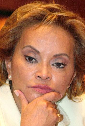 Elba Esther Gordillo, 'La Maestra'.