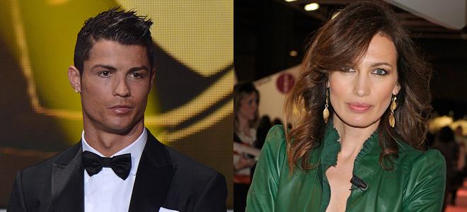 Cristiano Ronaldo y Nieves Alvarez, una amistad que sorprende
