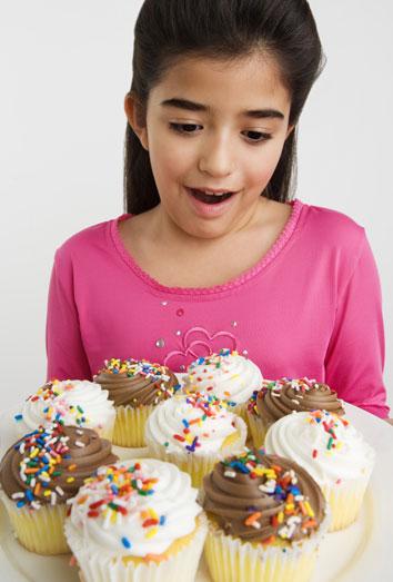 la moda del cupcake
