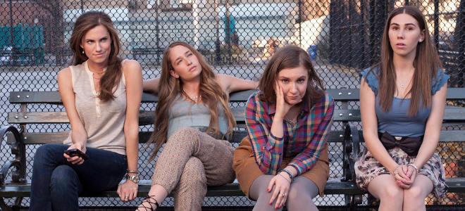 Lena Dunham y su serie Girls