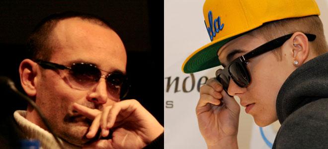 Risto Mejide, la guerra contra los fans de Justin Bieber.