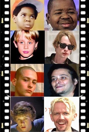 Niños actores que se han convertido en horrores