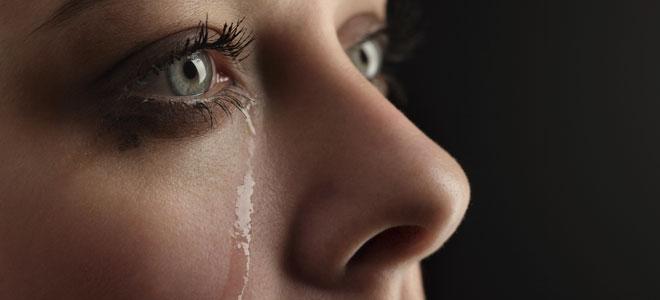 lágrimas y llanto