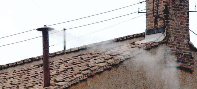 Cómo se hace la fumata del nuevo Papa.