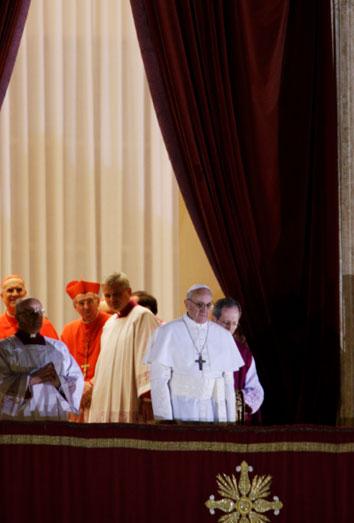 Nuevo papa Francisco I contra matrimonio gay