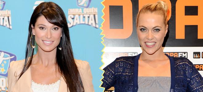 Daniela Blume y Sonia Ferrer, las dos mujeres mas sexys de splash y mira quien salta