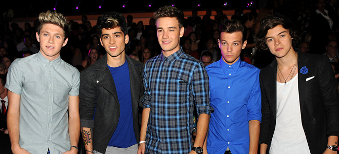 la tienda de One Direction en Barcelona abre sus puertas