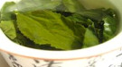Los productos de belleza con té verde