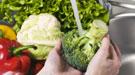 Cómo evitar 'comer' microbios y parásitos de los vegetales