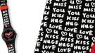 Propuestas románticas de Swatch para enamorados