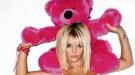 Britney Spears, modelo de lencería para Candie's