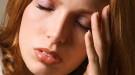 Gimnasia para ojos y rostro cansados