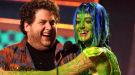 Los famosos se pringan de moco verde en los Kids Choice Awards 2010