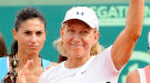 La ex tenista Martina Navratilova tiene cáncer de mama