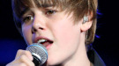 Justin Bieber, ¿un pequeño divo?