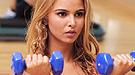 Proteínas para un cuerpo femenino y fuerte
