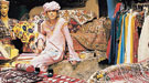 Artistas y artesanos del Mercadillo de Las Dalias en Madrid