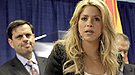 Shakira, Ricky Martin, Juanes y Paulina Rubio contra la ley de Arizona