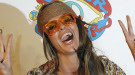 Arantxa de Benito se desmelena en la fiesta hippie 'Flower power'